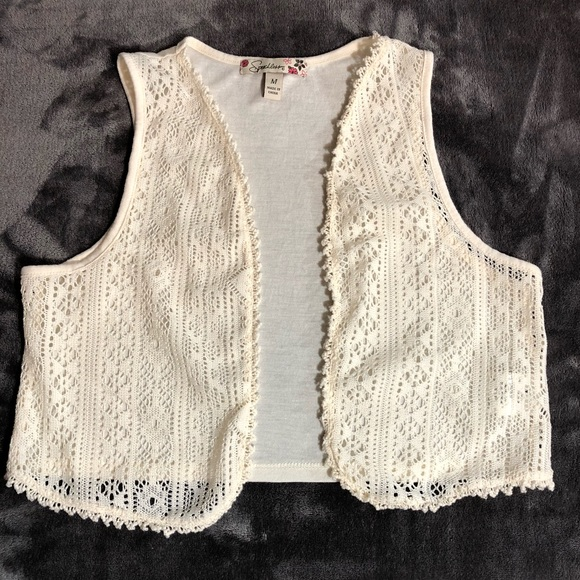 Crochet Boho Vest Low Price Dresses Clothing, Shoes & Accessories